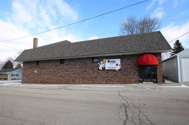113 Kommers Street, Mount Calvary, WI 53057 (#50234566) :: Dallaire Realty