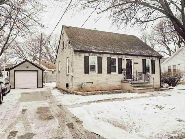 1113 N Linwood Avenue, Appleton, WI 54914 (#50234572) :: Todd Wiese Homeselling System, Inc.