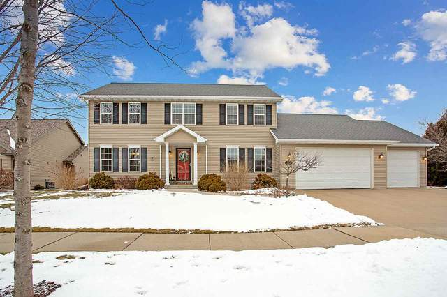 2806 E Sundance Drive, Appleton, WI 54913 (#50234577) :: Todd Wiese Homeselling System, Inc.