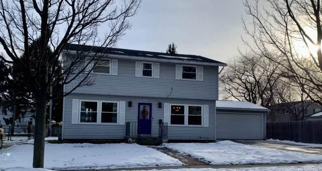 1351 Bismarck Avenue, Oshkosh, WI 54902 (#50234580) :: Todd Wiese Homeselling System, Inc.
