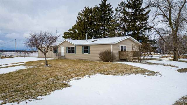 W3696 Krueger Road, Seymour, WI 54165 (#50234589) :: Town & Country Real Estate