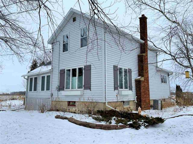 N5709 Nelson Road, Fond Du Lac, WI 54937 (#50234593) :: Town & Country Real Estate