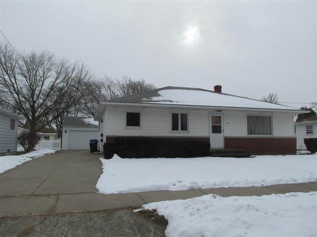 1113 E Lindbergh Street, Appleton, WI 54911 (#50234595) :: Todd Wiese Homeselling System, Inc.