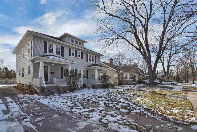 1033 S Clay Street, Green Bay, WI 54301 (#50234604) :: Dallaire Realty