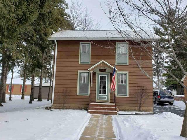 815 N Center Street, Beaver Dam, WI 53916 (#50234623) :: Todd Wiese Homeselling System, Inc.