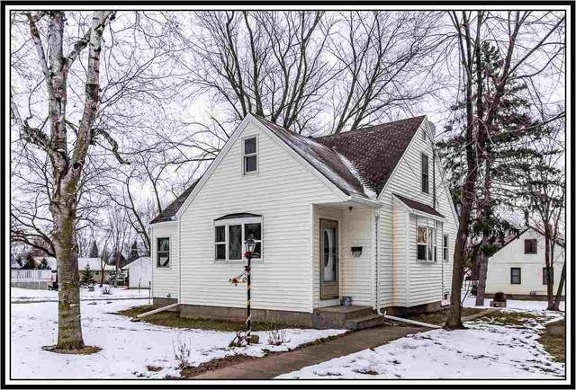 184 Garfield Avenue, Clintonville, WI 54929 (#50234626) :: Town & Country Real Estate