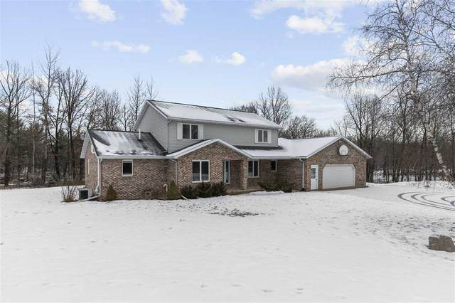 N4550 Ostrander Road, New London, WI 54961 (#50234633) :: Dallaire Realty