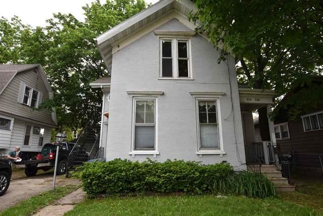 724 Jackson Street, Oshkosh, WI 54901 (#50234645) :: Dallaire Realty
