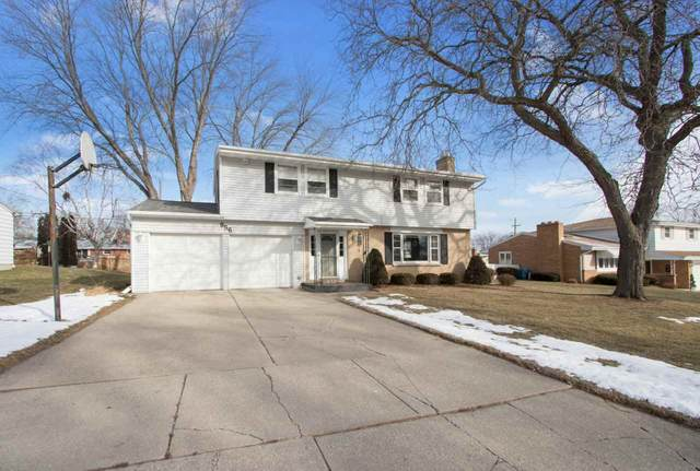 956 Watermolen Avenue, Green Bay, WI 54304 (#50234649) :: Town & Country Real Estate