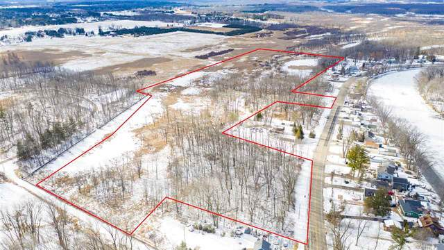 Hwy X, New London, WI 54961 (#50234667) :: Town & Country Real Estate