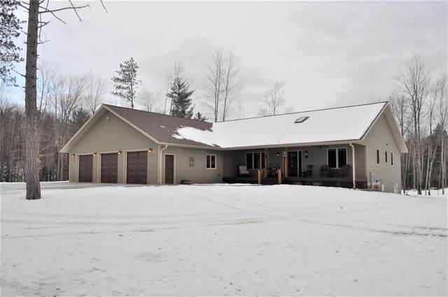 W6195 Barker Road, Amberg, WI 54102 (#50234671) :: Carolyn Stark Real Estate Team