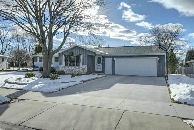 413 Orchard Lane, Little Chute, WI 54140 (#50234680) :: Carolyn Stark Real Estate Team
