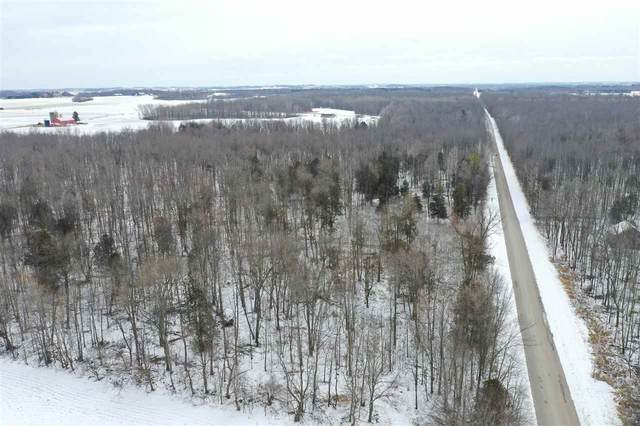 Pleasant View Road, Reedsville, WI 54230 (#50234691) :: Dallaire Realty