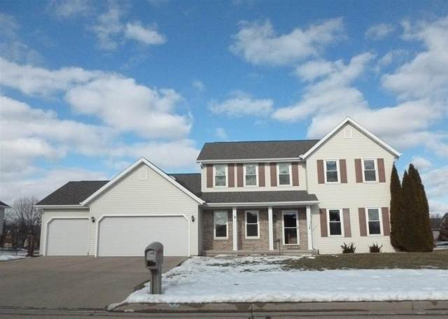 1309 Kampo Drive, Neenah, WI 54956 (#50234712) :: Town & Country Real Estate