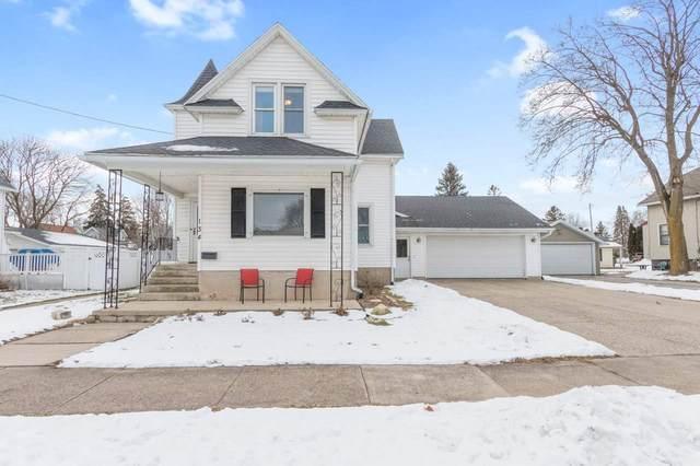 134 Sally Street, Seymour, WI 54165 (#50234717) :: Carolyn Stark Real Estate Team