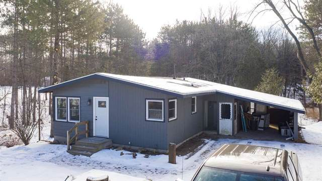 E2095 King Road, Waupaca, WI 54981 (#50234721) :: Town & Country Real Estate