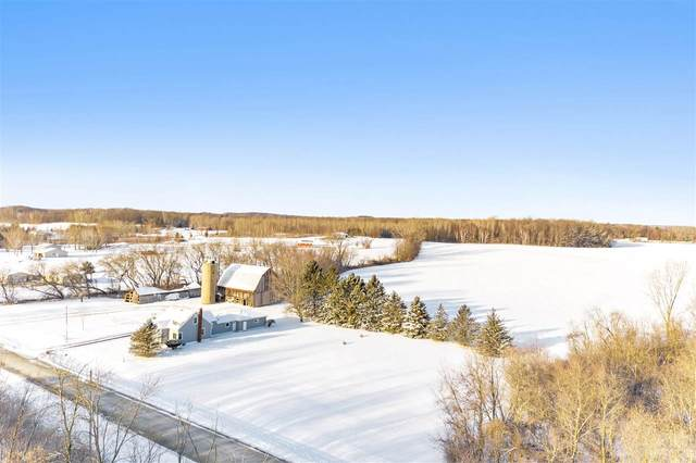 N5981 Lambie Road, De Pere, WI 54115 (#50234759) :: Town & Country Real Estate
