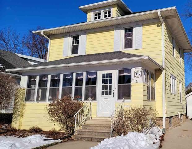 177 14TH Street, Fond Du Lac, WI 54935 (#50234795) :: Carolyn Stark Real Estate Team