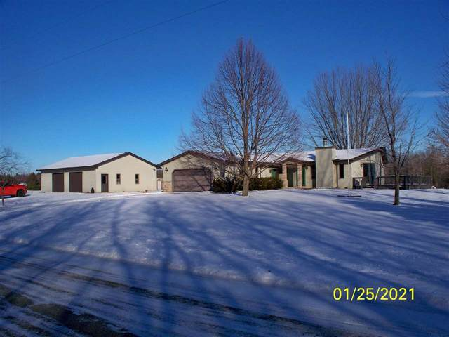 N2318 S 5TH Road, Coleman, WI 54112 (#50234820) :: Todd Wiese Homeselling System, Inc.