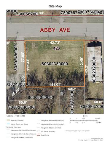 420 Abby Avenue, Neenah, WI 54956 (#50234843) :: Dallaire Realty