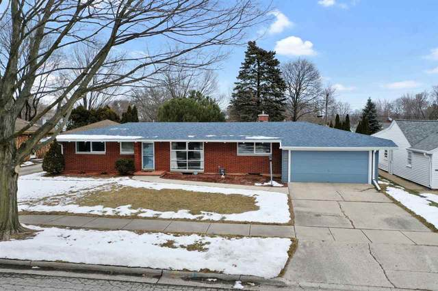 1304 Division Street, Green Bay, WI 54303 (#50234844) :: Town & Country Real Estate