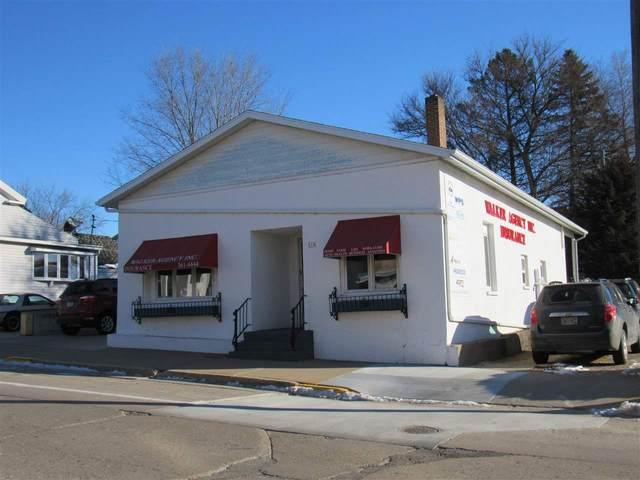 114 N Wisconsin Street, Berlin, WI 54923 (#50234864) :: Carolyn Stark Real Estate Team