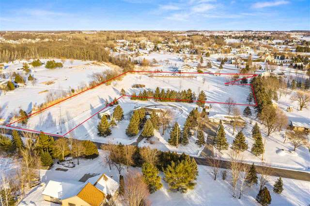 North Road, Hortonville, WI 54944 (#50234874) :: Dallaire Realty
