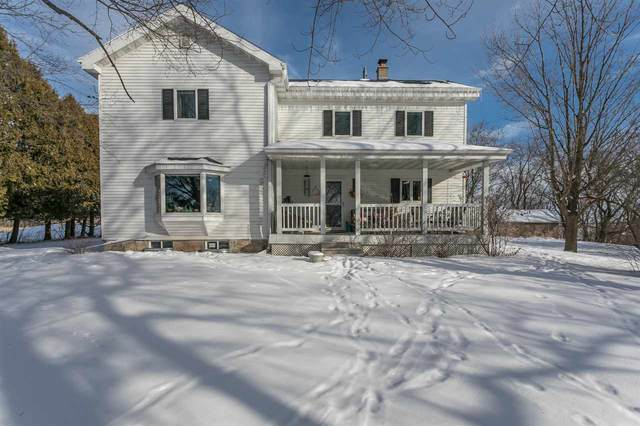 1482 Clairville Road, Oshkosh, WI 54904 (#50234924) :: Town & Country Real Estate