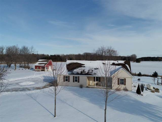 N5392 Hwy Ee, Seymour, WI 54165 (#50234925) :: Town & Country Real Estate