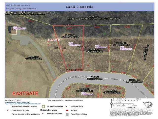 2255 Lensmire Lane, Waupaca, WI 54981 (#50234966) :: Carolyn Stark Real Estate Team