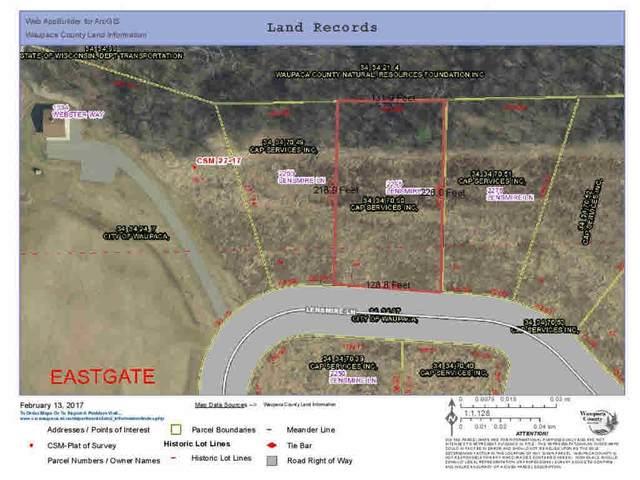 2265 Lensmire Lane, Waupaca, WI 54981 (#50234967) :: Carolyn Stark Real Estate Team