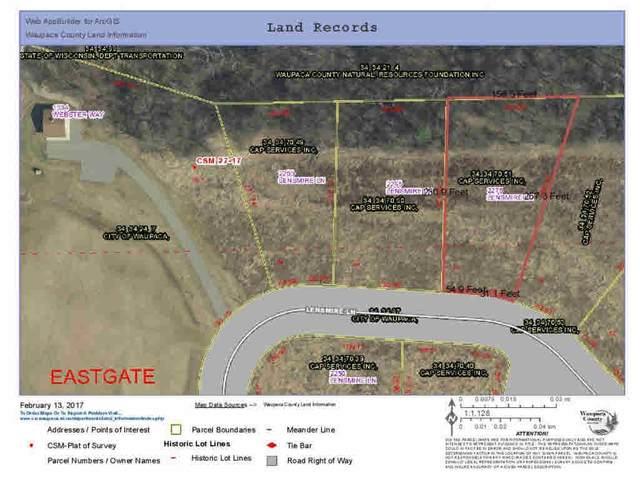 2275 Lensmire Lane, Waupaca, WI 54981 (#50234968) :: Carolyn Stark Real Estate Team