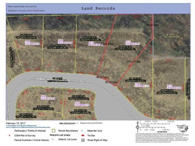 2285 Lensmire Lane, Waupaca, WI 54981 (#50234969) :: Carolyn Stark Real Estate Team