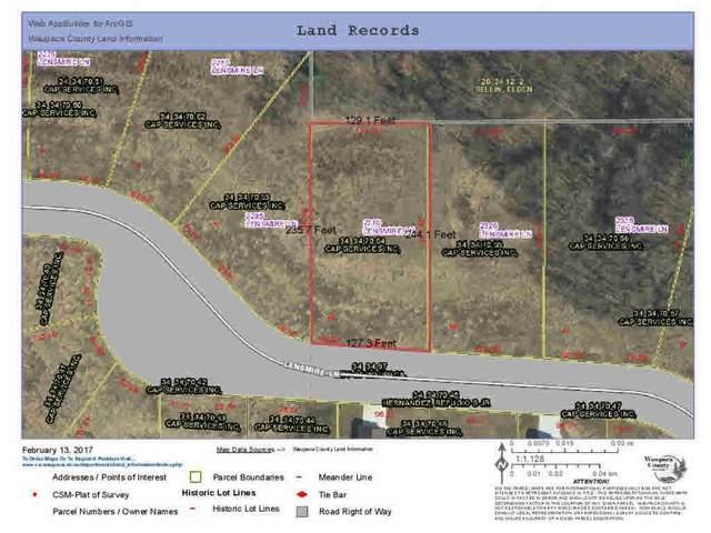 2315 Lensmire Lane, Waupaca, WI 54981 (#50234971) :: Carolyn Stark Real Estate Team