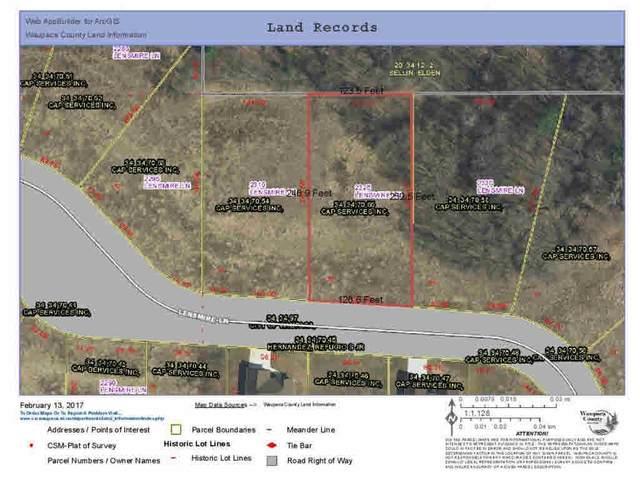 2325 Lensmire Lane, Waupaca, WI 54981 (#50234972) :: Carolyn Stark Real Estate Team