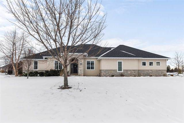 N1421 Meadow Park Drive, Greenville, WI 54942 (#50234998) :: Town & Country Real Estate