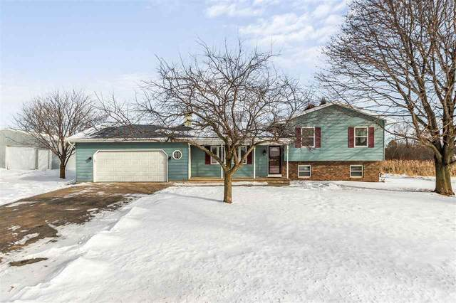 N1212 North Road, Hortonville, WI 54944 (#50235002) :: Town & Country Real Estate
