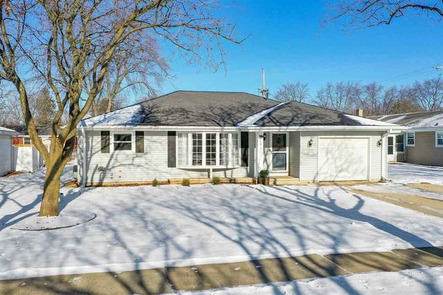 1931 Erma Drive, Green Bay, WI 54302 (#50235008) :: Town & Country Real Estate