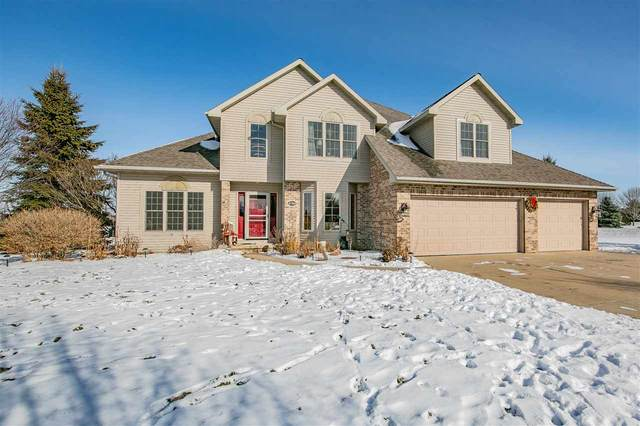2762 Spring Meadows Drive, De Pere, WI 54115 (#50235035) :: Town & Country Real Estate