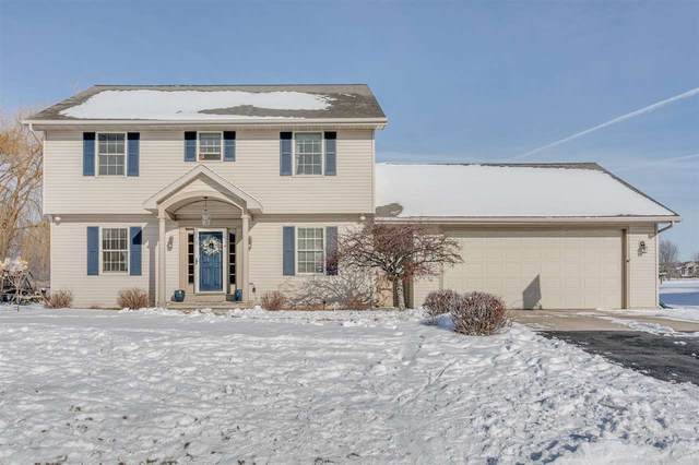 W4794 Questa Court, Sherwood, WI 54169 (#50235058) :: Town & Country Real Estate
