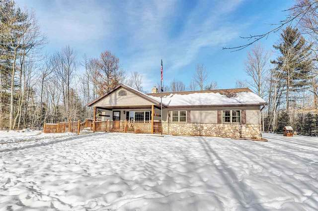 15934 Island Lake Road, Mountain, WI 54149 (#50235062) :: Town & Country Real Estate
