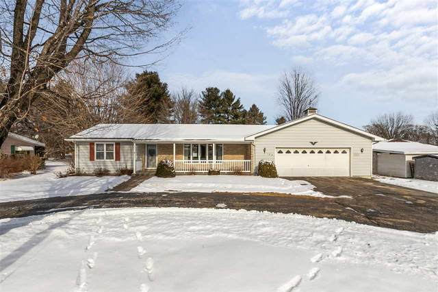 122 Walnut Street, Manawa, WI 54949 (#50235076) :: Town & Country Real Estate
