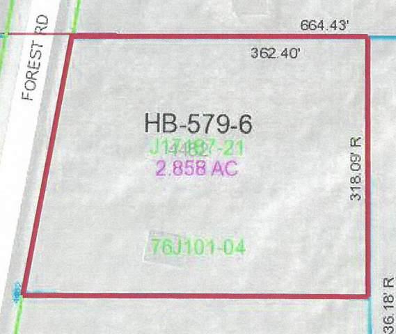 4482 Forest Road, Oneida, WI 54155 (#50235101) :: Carolyn Stark Real Estate Team