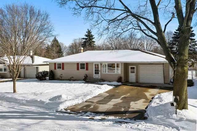 519 Bluebird Lane, Green Bay, WI 54303 (#50235111) :: Carolyn Stark Real Estate Team
