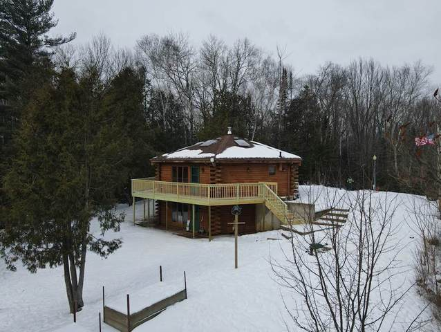 N10999 Maple Road, Birnamwood, WI 54414 (#50235125) :: Town & Country Real Estate