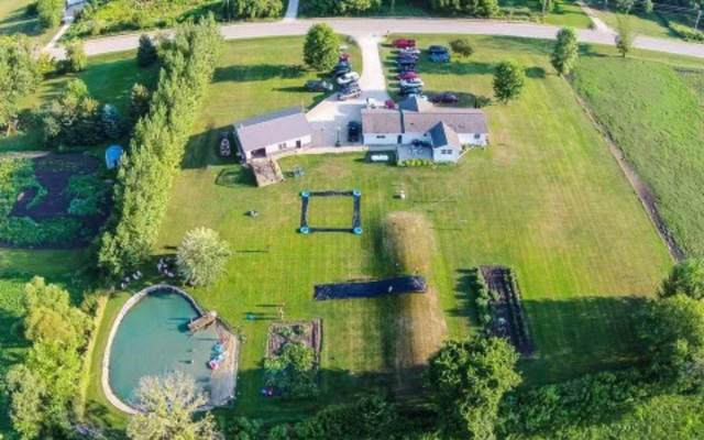 8280 Hwy E, Omro, WI 54963 (#50235159) :: Town & Country Real Estate