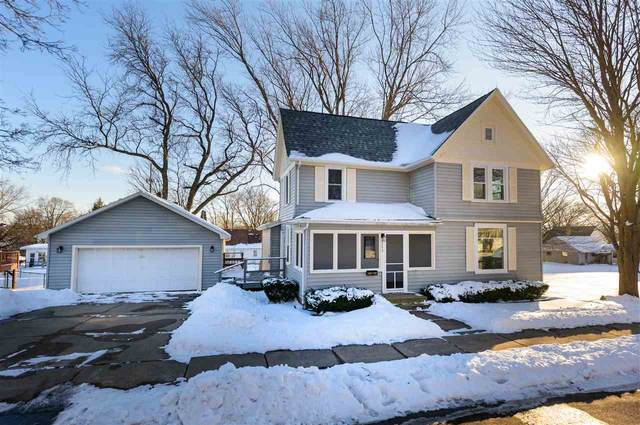 225 Hennie Street, Ripon, WI 54971 (#50235184) :: Town & Country Real Estate