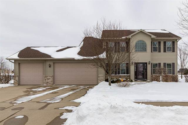 2440 Shore Preserve Drive, Oshkosh, WI 54904 (#50235189) :: Carolyn Stark Real Estate Team