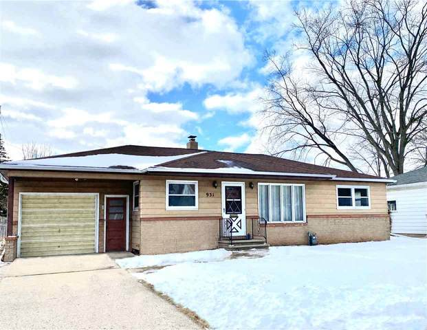 931 Redley Court, Green Bay, WI 54304 (#50235252) :: Town & Country Real Estate