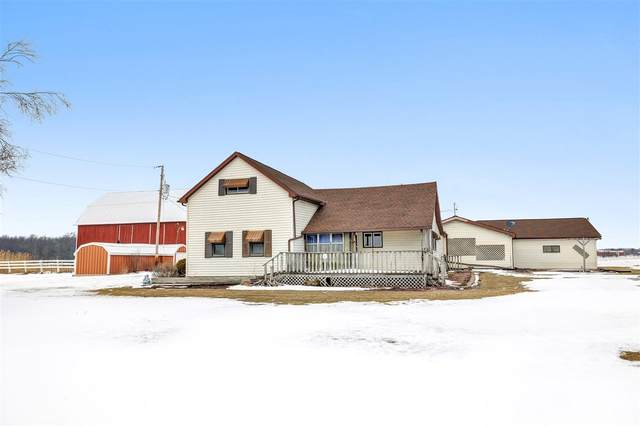4879 Cooperstown Road, Denmark, WI 54208 (#50235275) :: Town & Country Real Estate